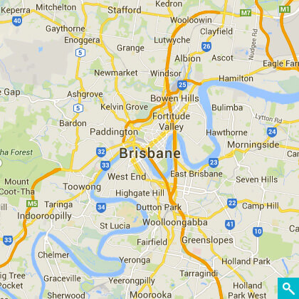 Brisbane Delivery Areas