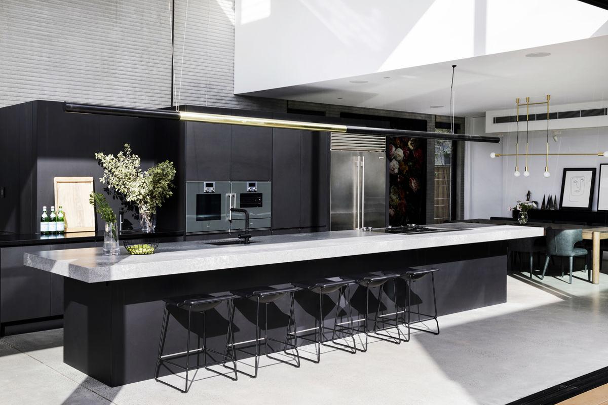 Inside Guy Jules Sebastian S New Freedom Kitchen Freedom