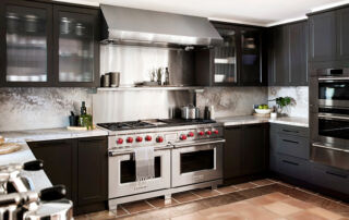 Design ideas for galley kitchen layouts