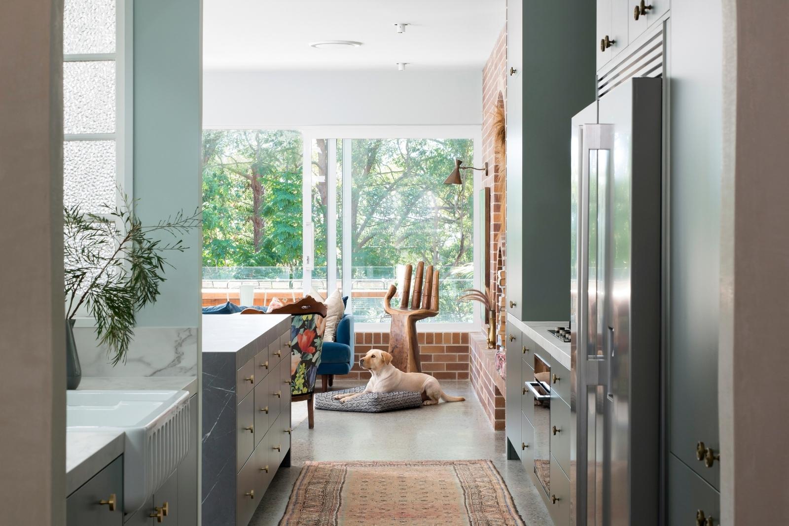 Galley Kitchen - Freedom Kitchen
